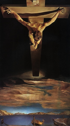 John of the Cross, Savidor Dali's